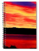 American Glory Spiral Notebook