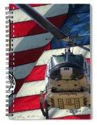 American Hero 1 Spiral Notebook
