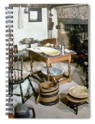 American Kitchen, 1695 Spiral Notebook