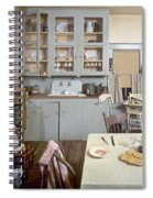 American Kitchen Spiral Notebook