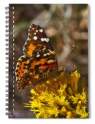 American Lady Spiral Notebook