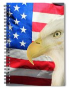 American Spiral Notebook