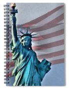 American Welcome Spiral Notebook
