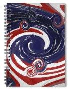 Americas Palette Spiral Notebook