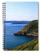 Amherst Rock Spiral Notebook