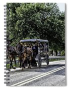 Amish Country - Intercourse Pennsylvania Spiral Notebook
