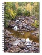 Amity Creek Autumn 2 Spiral Notebook