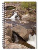Amity Creek Scene 8 Spiral Notebook