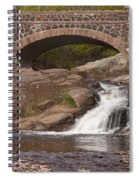 Amity Creek Scene 9 Spiral Notebook