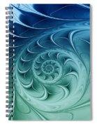 Ammonite Spiral Notebook