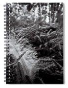 Among Thorns Spiral Notebook