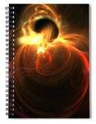 Amorphous Spiral Notebook