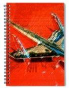 An American Classic ...  Spiral Notebook