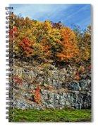 An Autumn Day Spiral Notebook