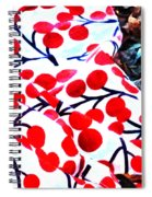 An Autumn Picnic Spiral Notebook