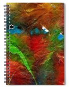An Earthy Feeling Spiral Notebook