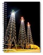An Evening In Kilgore Spiral Notebook