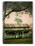 An Old Home Place Spiral Notebook