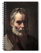 An Old Man Spiral Notebook