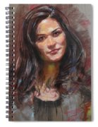 Ana 2012 Spiral Notebook
