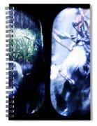 Analogue Massacre Spiral Notebook
