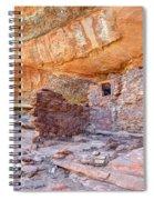 Anasazi Indian Ruin - Cedar Mesa Spiral Notebook