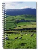 Anascual, Dingle Peninsula, Co Kerry Spiral Notebook