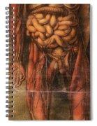 Anatomie Generale Des Visceres Spiral Notebook