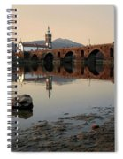 Ancient Bridge Spiral Notebook