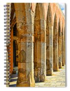 Ancient Thoughts Spiral Notebook