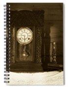 Ancient Times Spiral Notebook
