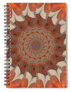 Ancient Wheel Of Time Spiral Notebook