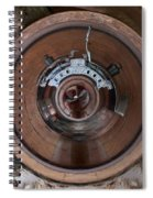 And Everything Will Be Measured By The Weight Spiral Notebook