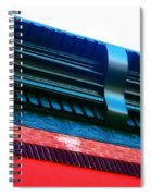 Andersons Carpeting Spiral Notebook