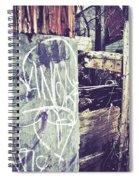 Andre Spiral Notebook