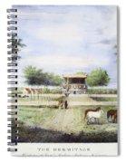 Andrew Jackson: Hermitage Spiral Notebook