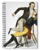 Andrew Jackson: U.s. Bank Spiral Notebook