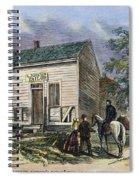 Andrew Johnson: Tailor Spiral Notebook