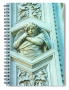 Angel Of Florence Spiral Notebook