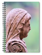 Angelface Spiral Notebook