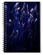 Angelic Host Spiral Notebook