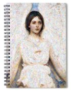 Angels In Our Midst Spiral Notebook