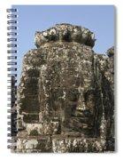 Angkor Thom IIi Spiral Notebook