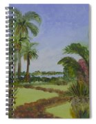 Ann Norton Garden Spiral Notebook