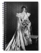 Anna Eleanor Roosevelt Spiral Notebook