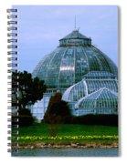 Anna Scripps Whitcomb Conservatory Spiral Notebook