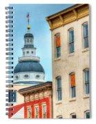 Annapolis Duomo Spiral Notebook