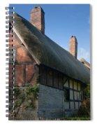 Anne Hathaway's Cottage Spiral Notebook