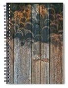 Annular Solar Eclipse - 05-20-2012 Spiral Notebook