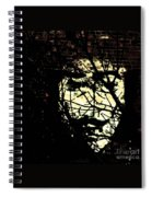 Anonymous  Spiral Notebook